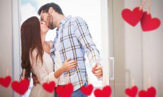 行ってきますのキスの心理とキスしたい女性