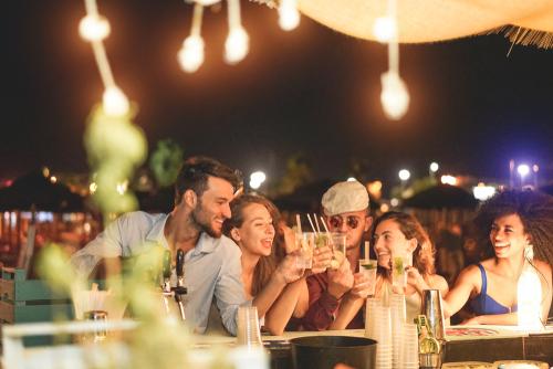 飲み会の席でわかる心理と好きな人との関係
