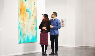 絵を買う心理状況とアートへの関心について